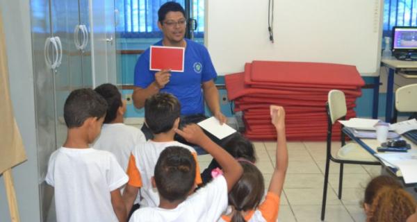 Hortolândia divulga protocolos para retomada das aulas presenciais na rede municipal de ensino, que ocorrerá em setembro