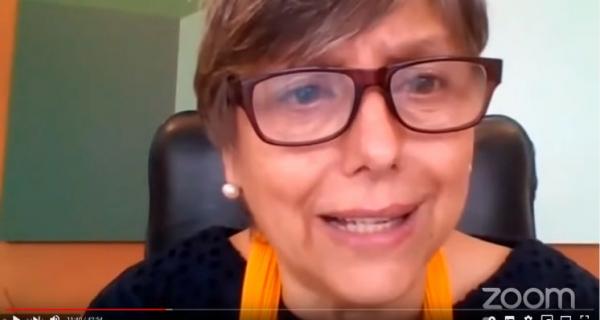 Jornada Pedagógica Ampliada 2021: Professora Cenise Monte Vicente