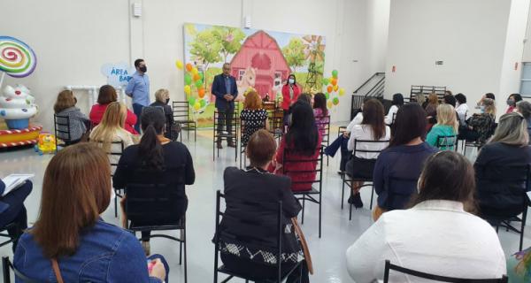 Prefeito e gestores da Educação reúnem-se para discutir retorno às aulas presenciais em Hortolândia