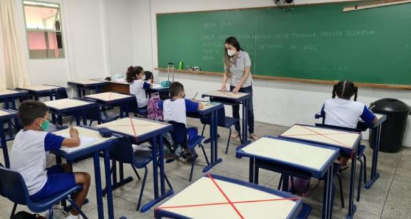 Hortolândia retoma aulas presenciais em escolas da Prefeitura, de olho nos protocolos sanitários