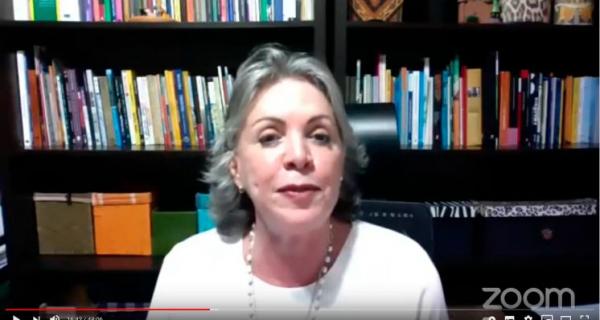 Jornada Pedagógica Ampliada 2021: Professora Dra. Maria Inês Fini